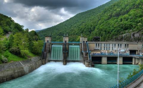 Refurbishment advice hydro power plant