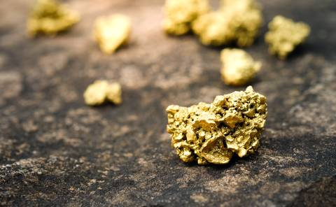 Capital raising on gold project