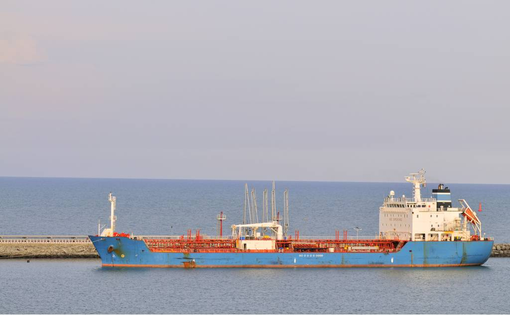 Ship mortgage, tanker ship in Togo