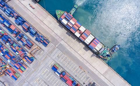 Operation of container terminal Toamasina, Madagascar