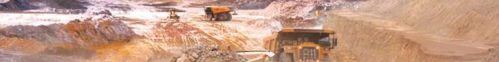 Mining assets in Burkina Faso.