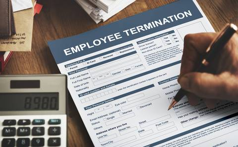 Contract employee termination negotiation, Madagascar