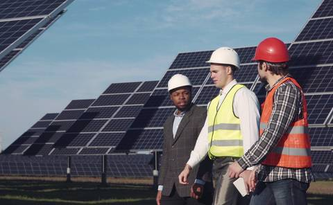 Energy projects are bringing together local and external players