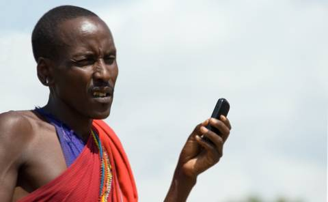 Sub-Saharan Africa is witnessing huge growth in mobile services