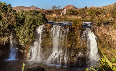 Madagascar has many unharnessed sources of hydropower