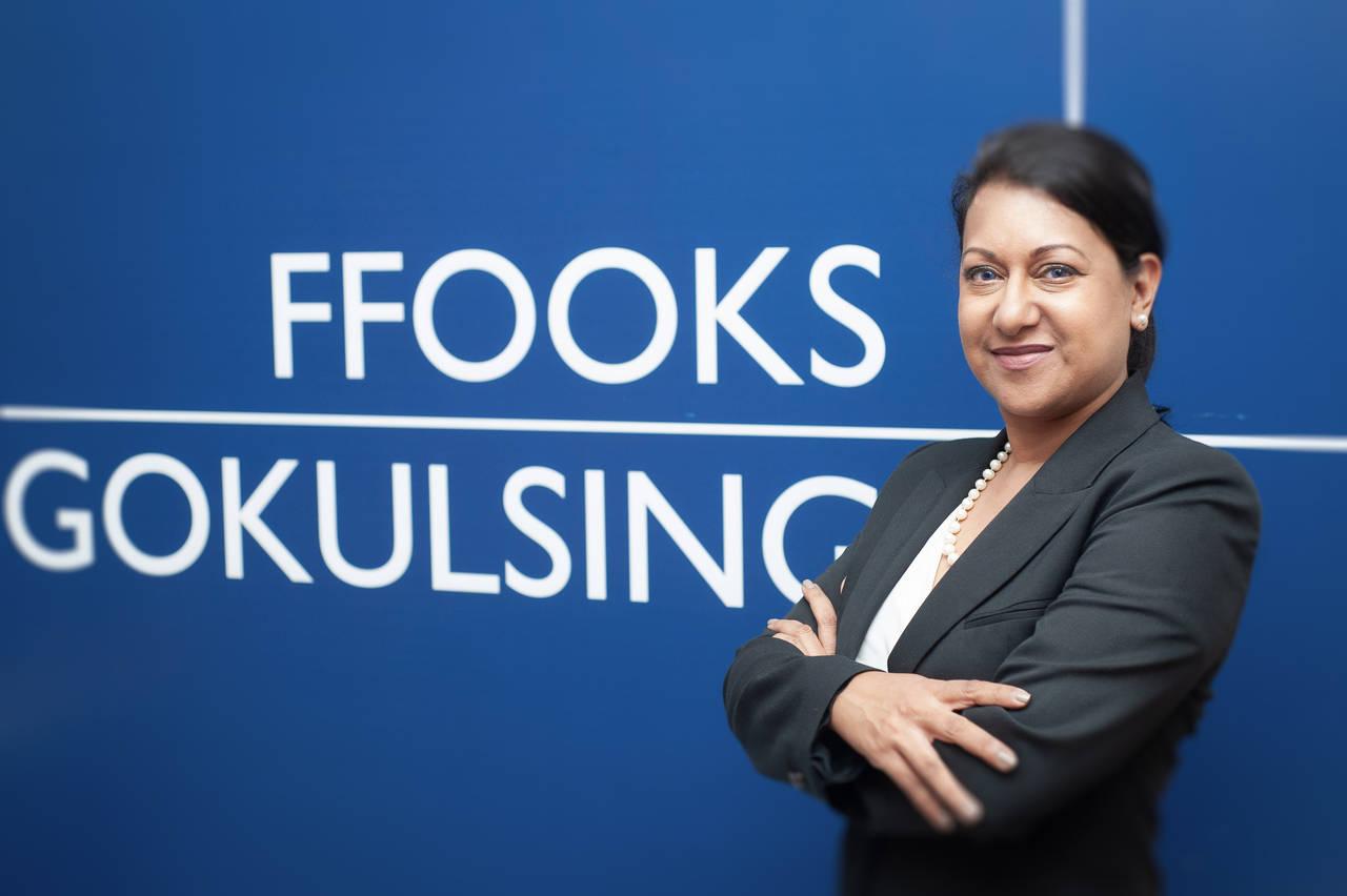 Preeti Gokulsing leading a new Mauritian flaw firm